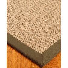 Jute Cream / Grey Emerald Rug