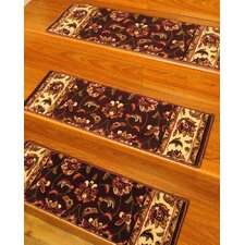 <strong>Natural Area Rugs</strong> Summit Stair Tread (Set of 13)