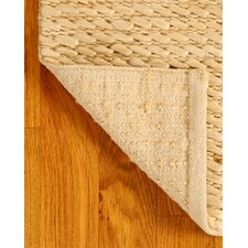 <strong>Natural Area Rugs</strong> Jute Natural Moods Rug