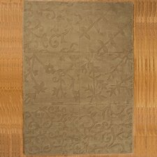 <strong>Natural Area Rugs</strong> Light Tan Napoli Rug