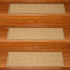 <strong>Natural Area Rugs</strong> Soho Carpet Stair Tread (Set of 13)