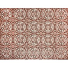 Macie Tile Red Indoor/Outdoor Rug