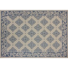 Winona Blue Indoor/Outdoor Rug