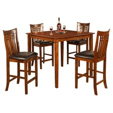 <strong>Alpine Furniture</strong> Silverton 5 Piece Dining Set