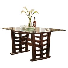 <strong>Alpine Furniture</strong> Wisteria 7 Piece Dining Set