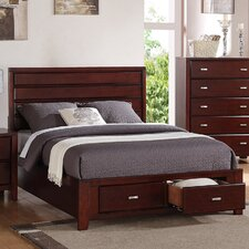 Carrington Storage Panel Bed