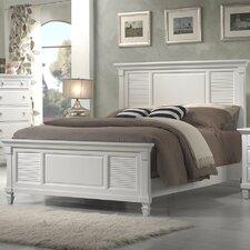Winchester Shutter Panel Bed