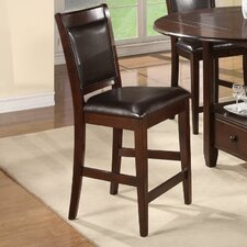 Morgan Bar Stool with Cushion (Set of 2)