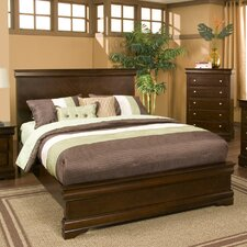 <strong>Alpine Furniture</strong> Chesapeake Panel Bed