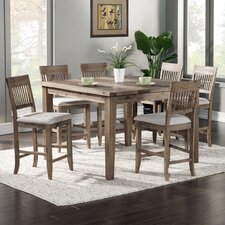 Alpine Furniture Aspen Dining Pub Table