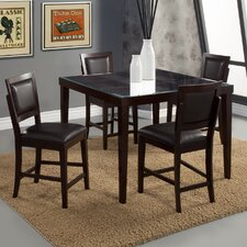 Midtown Counter Height Pub Table Set