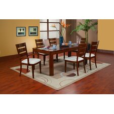 <strong>Alpine Furniture</strong> Turlock Dining Table