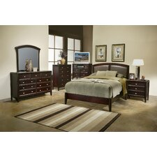 <strong>Alpine Furniture</strong> Westport Panel Bedroom Collection