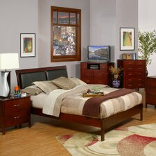 <strong>Alpine Furniture</strong> Newport Platform Bed