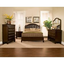 Beaumont Sleigh Bedroom Collection