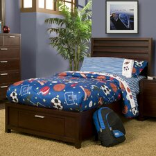 <strong>Alpine Furniture</strong> Camarillo Youth Platform Bed