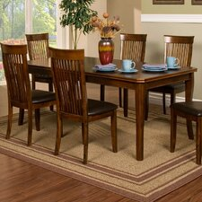 <strong>Alpine Furniture</strong> Oakdale Dining Table