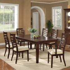 <strong>Alpine Furniture</strong> Livingston 7 Piece Dining Set