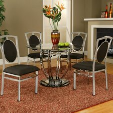 <strong>Alpine Furniture</strong> Soho 5 Piece Dining Set