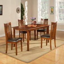 Silverton 5 Piece Dining Set