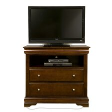 <strong>Alpine Furniture</strong> Chesapeake 2 Drawer TV Media Chest