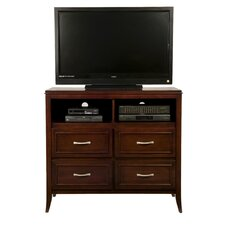 Atherton 4 Drawer Media Dresser