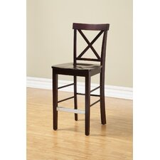 "<strong>Alpine Furniture</strong> Bayview 24"" Bar Stool"
