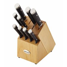 11 Piece Japanese Stainless Steel Knife Set