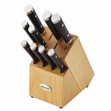 11-Piece Japanese Stainless Steel Knife Set