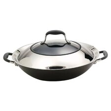 "Advanced 14"" Covered Wok"
