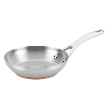 Nouvelle Copper French Copper-Core Skillet