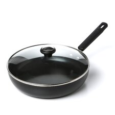 "11"" Nonstick Skillet with Lid"