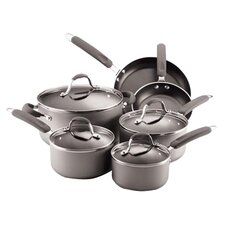 Enhanced 10 Piece Nonstick Cookware Set
