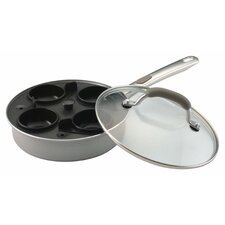 <strong>Farberware</strong> Specialties Nonstick Aluminum Egg Poacher