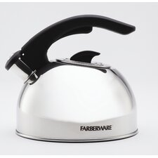 <strong>Farberware</strong> 2-qt. Larkspur Whistling Tea Kettle