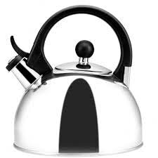 <strong>Farberware</strong> Brooklyn 1.3-Qt. Whistling Tea Kettle