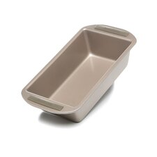 "<strong>Farberware</strong> Soft Touch Bakeware Nonstick Carbon Steel 9"" x 5"" Loaf Pan"