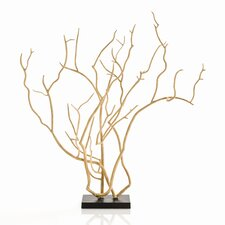 Dunston Tree Sculpture in Beige