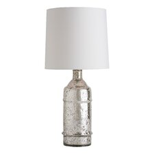 "Jade 28.5"" H Table Lamp with Drum Shade"