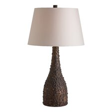 "Leandra 30.5"" H Table Lamp with Empire Shade"