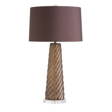 "Joni 30"" H Table Lamp with Empire Shade"