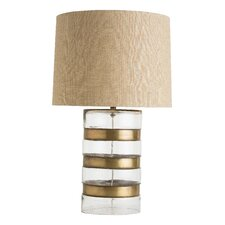"Garrison 32.5"" H Table Lamp with Drum Shade"