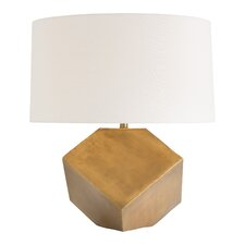 "Jordan 26"" H Table Lamp with Drum Shade"