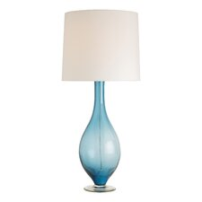 "Jansen 32.5"" H Table Lamp with Drum Shade"