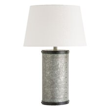 "Leo 26"" H Table Lamp with Empire Shade"