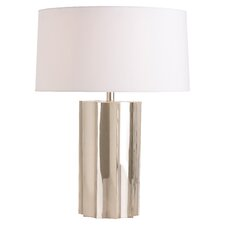 """Jensen 25.5"""" H Table Lamp with Drum Shade"""