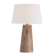 """Jaden 25"""" H Table Lamp with Empire Shade"""
