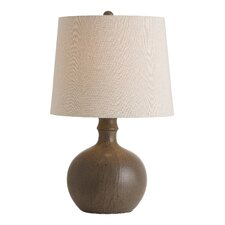 "Luther 24"" H Table Lamp with Empire Shade"