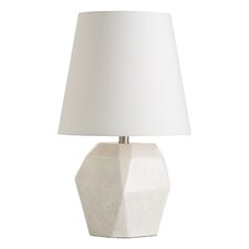 "Leroy 22.5"" H Table Lamp with Empire Shade"