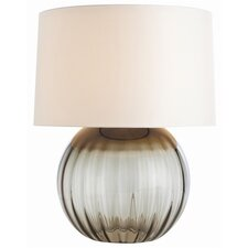"Orville 29.5"" H Table Lamp with Drum Shade"